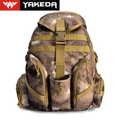 Yake Da Tactical Backpack bag outdoor riding men in camouflage military fans mountaineering bag camping hiking backpack bag