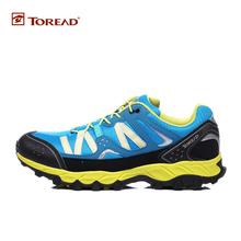 【清仓特价】2013秋冬探路者男士跑鞋跑步鞋透气徒步鞋TFFB91620图片