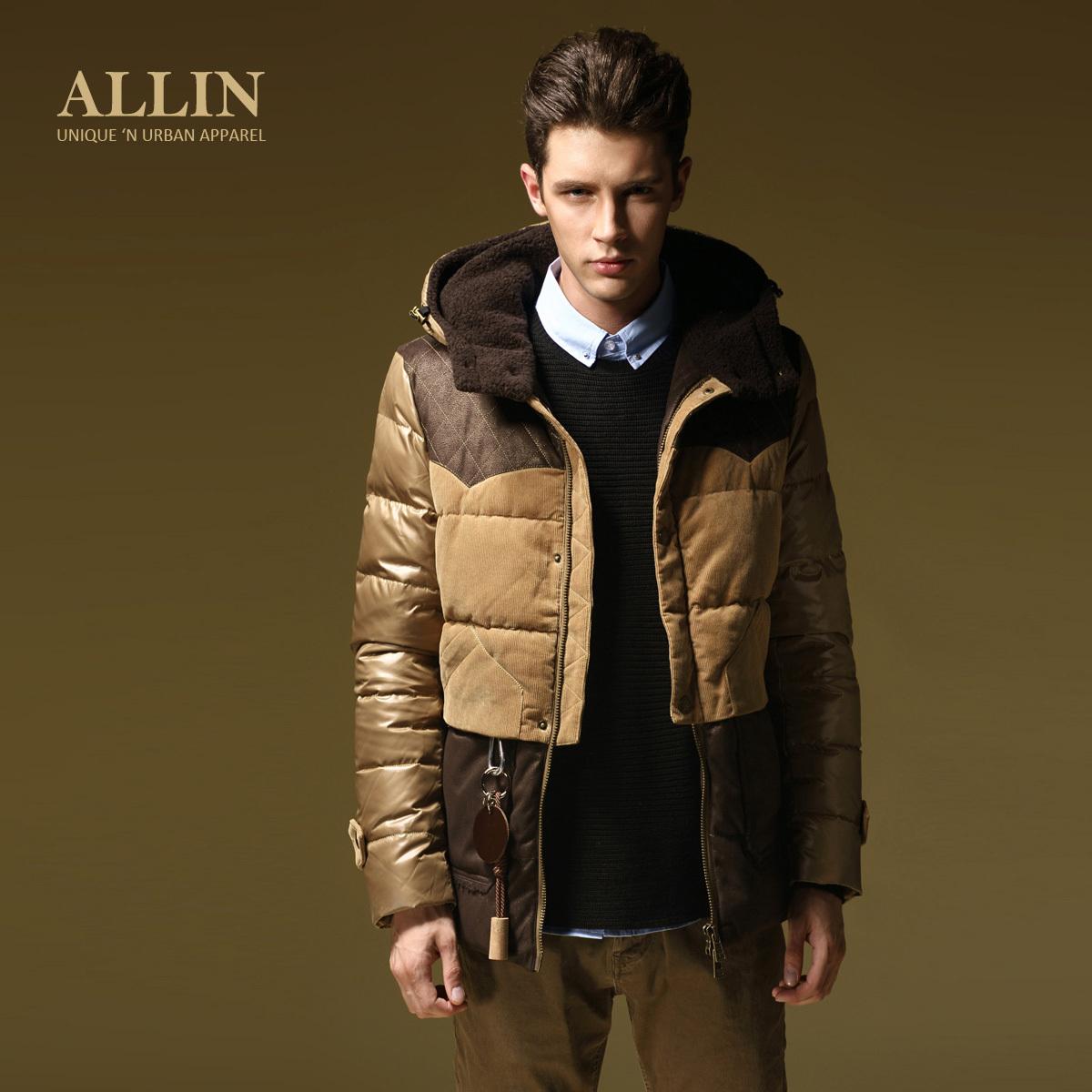 【allin 羽绒服】价格|参数|最新报价_羽绒服图片-好