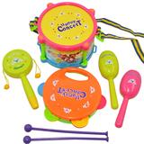 儿童手拍鼓玩具5件套 拍下改价