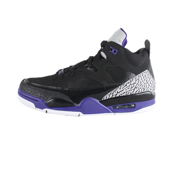 баскетбольные кроссовки Nike 580603 JORDAN SON OF LOW -008 Весна 2013 Мужские Искусственная кожа