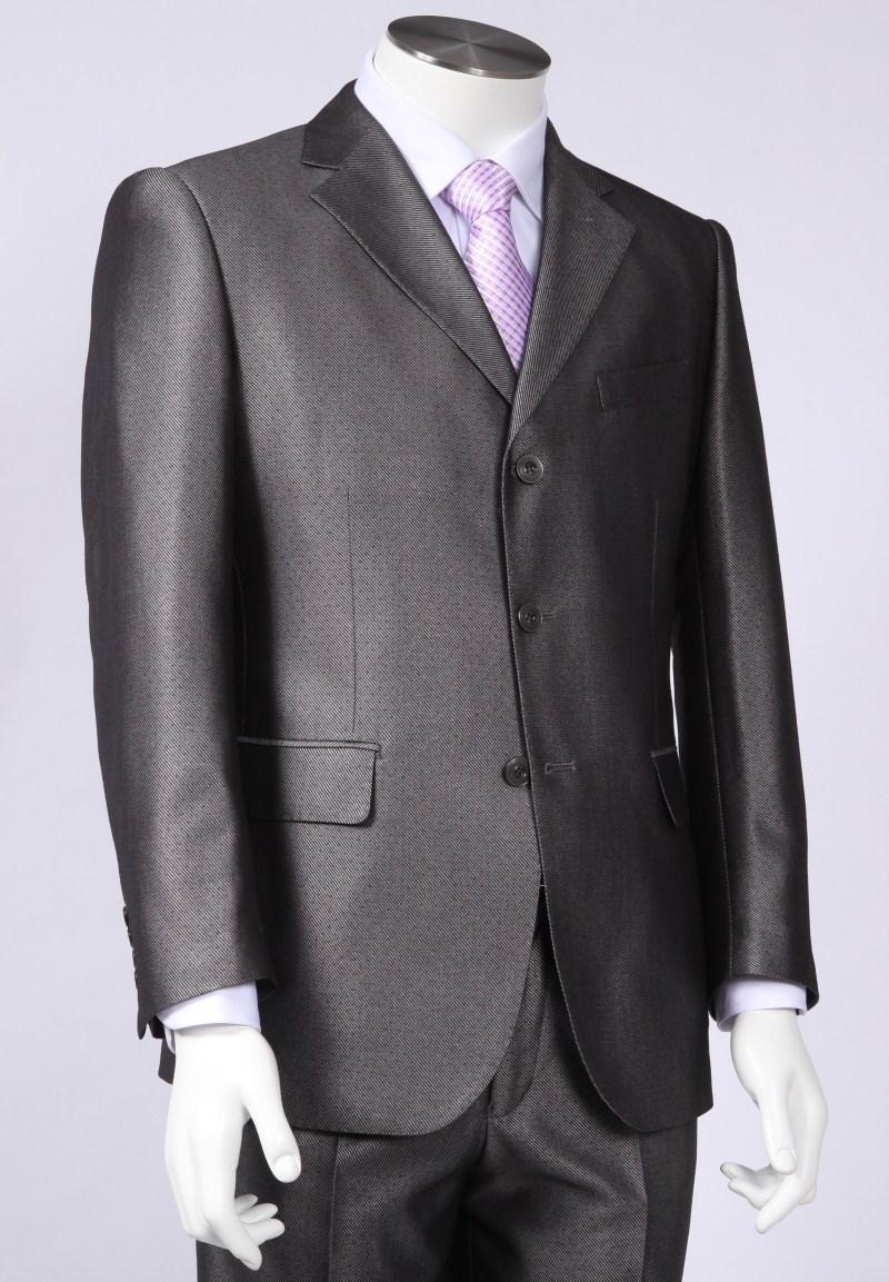 雅戈尔正品套装西服/男士休闲商务西装/男装春秋新款三扣套装西服图片