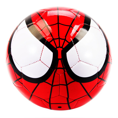 Disney authentic Spider-Man series of children's football on the 5th big eyes bright surface pattern