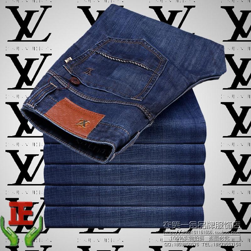 Джинсы мужские High/end luxury brands LV
