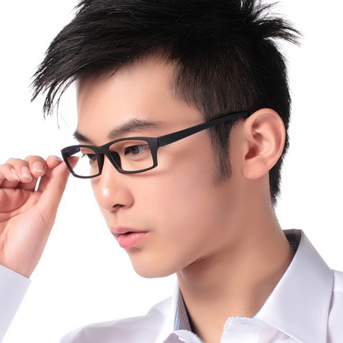 Spectacle frames black box super light eye fashion business myopia glasses eyeglasses frames for men and women