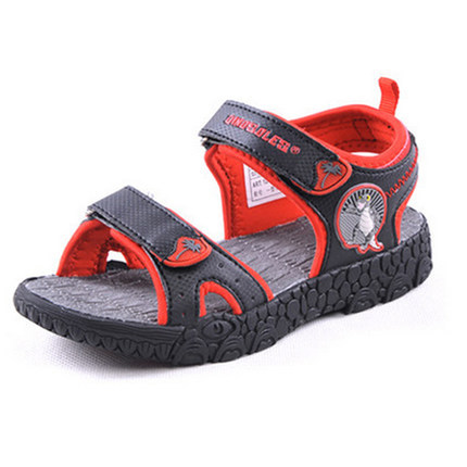 Discounted Dile Long dinosaur shoes sandals children's outdoor sandals small boys and girls shoes