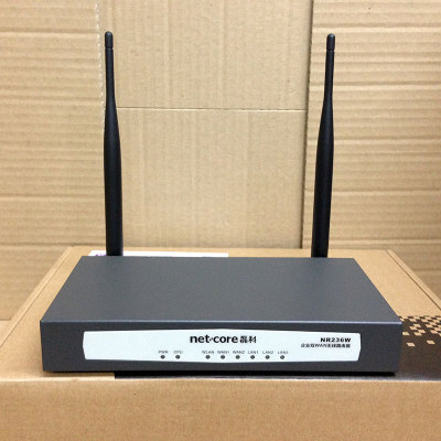 Free shipping Netcore NR236W 300M dual WAN access management in the enterprise-class wireless router network authentication
