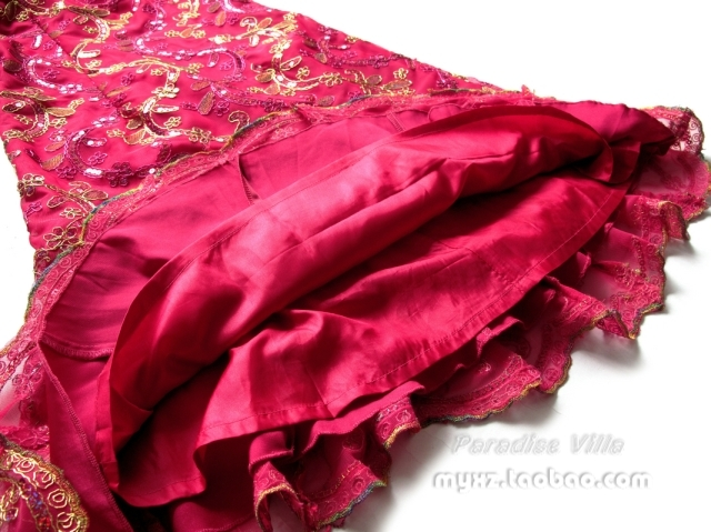 Вечерние платья Hang sent a well/known brand m29y227 Hang sent a well-known brand Длинная юбка (106-125см)