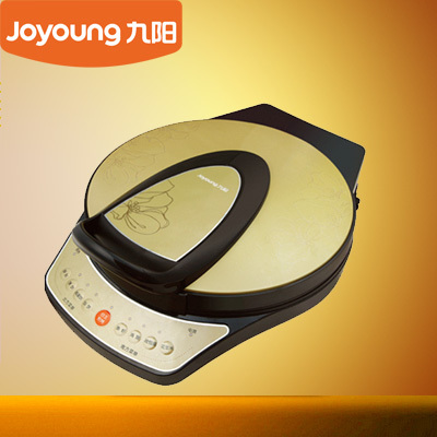 Genuine free shipping Joyoung / Joyoung JK32E02B sided baking pan heating grill electromechanical security pancake machine