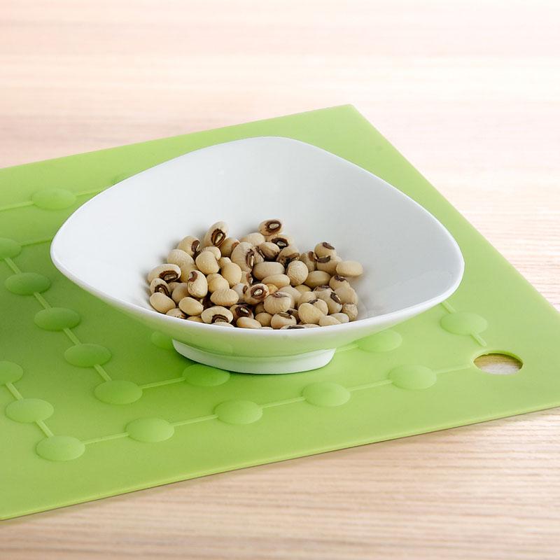 9元包邮-mioo 隔热垫 锅垫杯垫 碗垫 盘垫 餐垫欧式宜家 硅胶防水桌垫