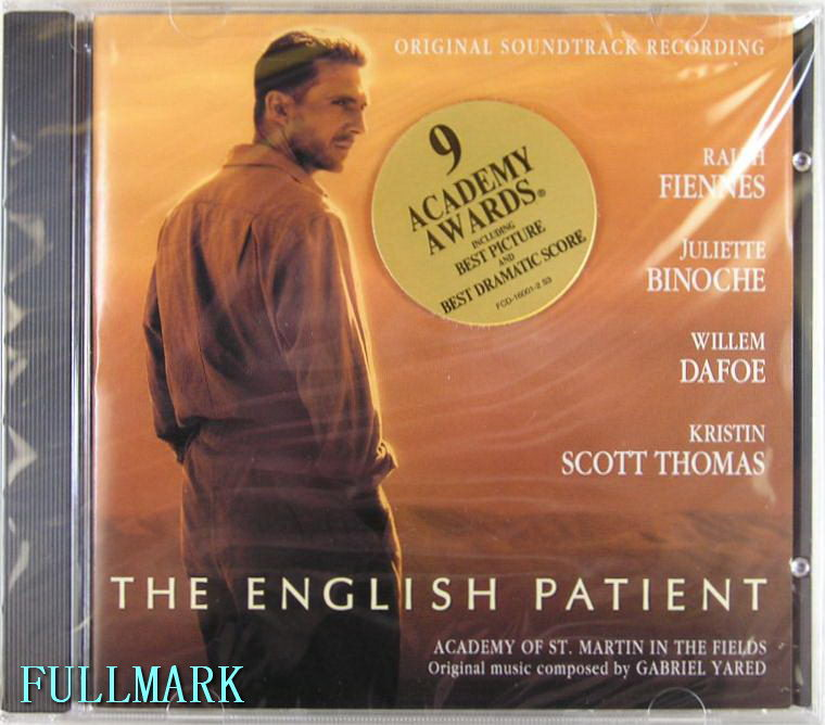 Кино   Cd The English Patient