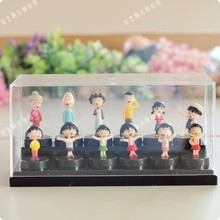 Cutevima-HG Cherry pellets crystal display creative doll dolls girls Christmas gift for my daughter's birthday gift