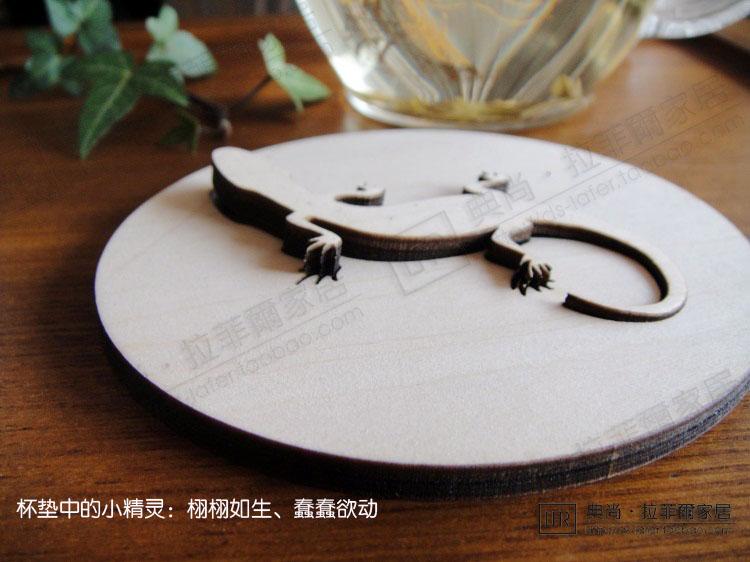 创意木杯垫碗垫个性盘垫锅垫餐垫时尚家居餐桌垫隔热垫餐垫定制