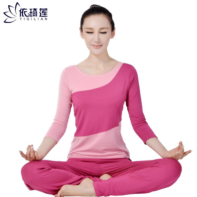 Одежда для йоги According to qi lin 13203 + 12002