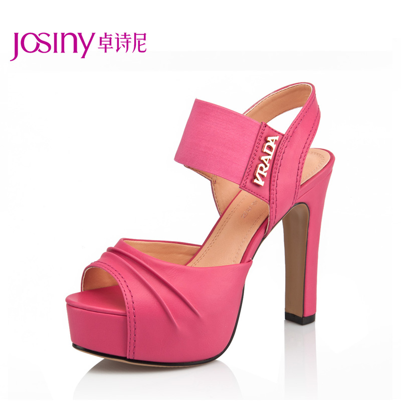 2013 summer new high heel sandals