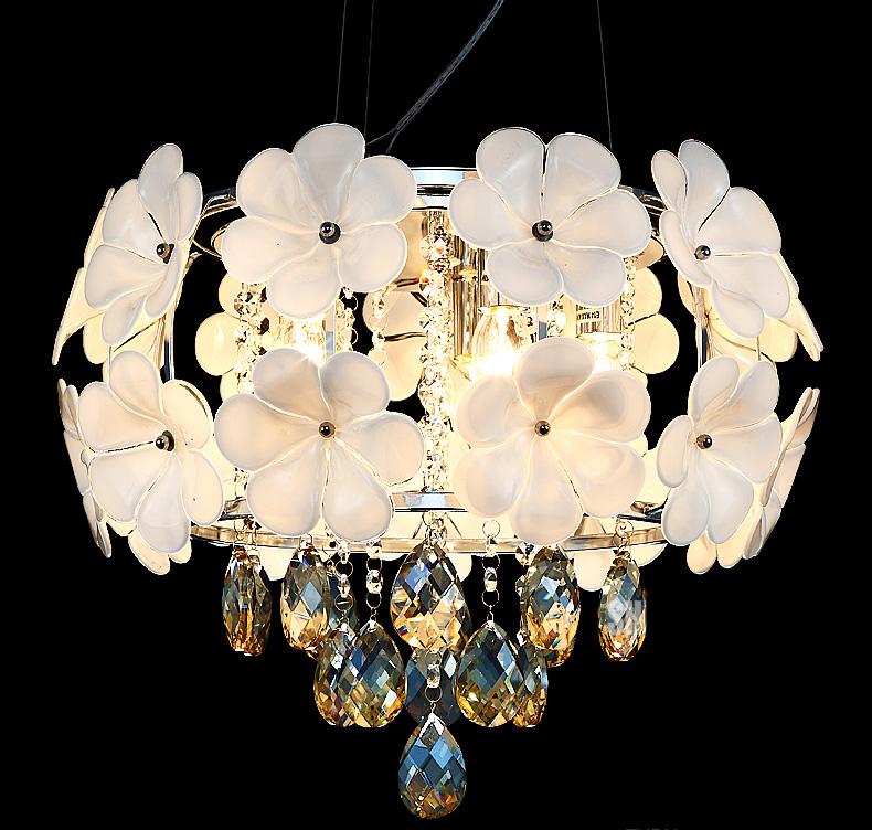 世源欧式水晶吊灯餐厅灯