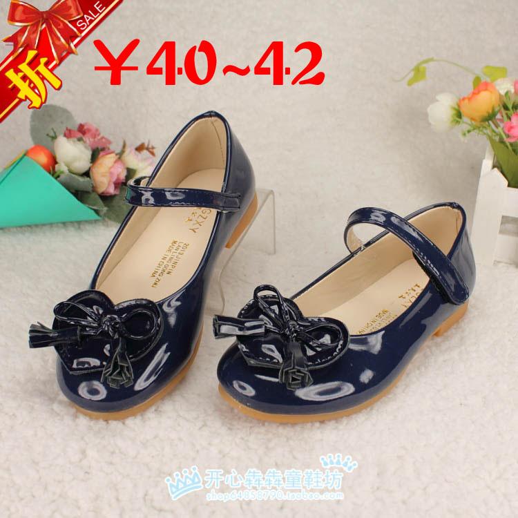 Детская кожаная обувь Other brands a6263 13 Девушки Искусственная кожа Без шнуровки Сухожилие