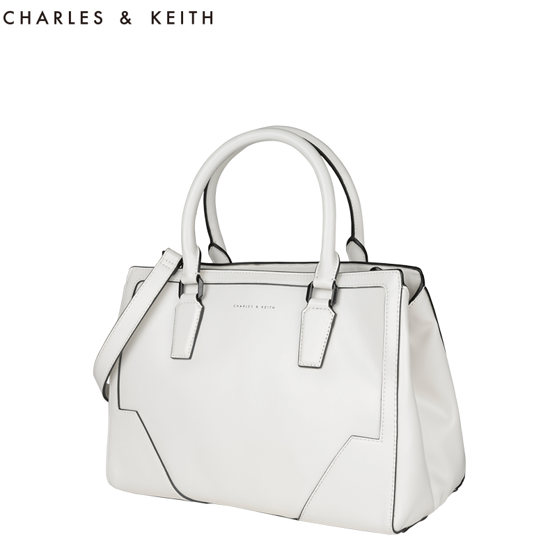 [ 7% ] Charles & amp; amp; Keith2014 autumn new handbag portable shoulder bag silhouette ck2-30780026