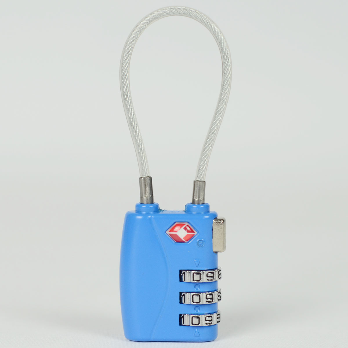 TSA719 travel luggage locks customs clearance locks luggage lock luggage lock