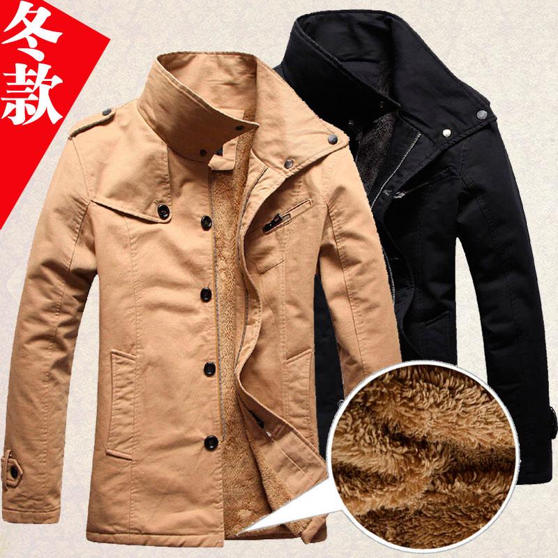 Куртка Male jacket 2803 Джинсовая ткань Хлопок Воротник-стойка Повседневный стиль