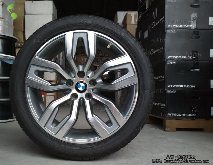 литье BMW  X5X6 20 +275/40R20+315/35R20