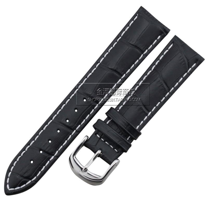 真皮手表带 天梭手表适用表带 西铁城代用皮表带 优质真皮表带