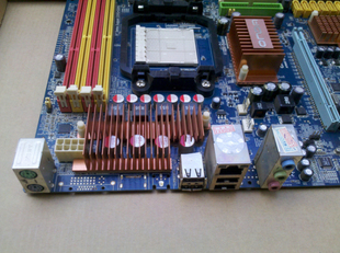 Ang A79GS+A770+AM2 AM3 DDR2 high performance independent Board for gold coins