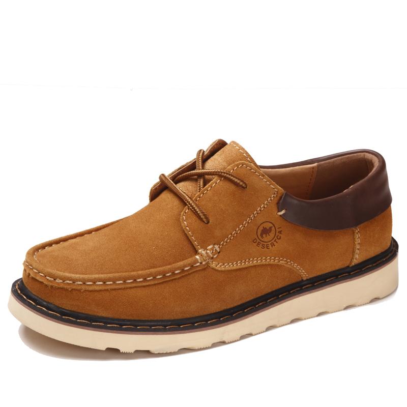 Демисезонные ботинки Desert camel 2662