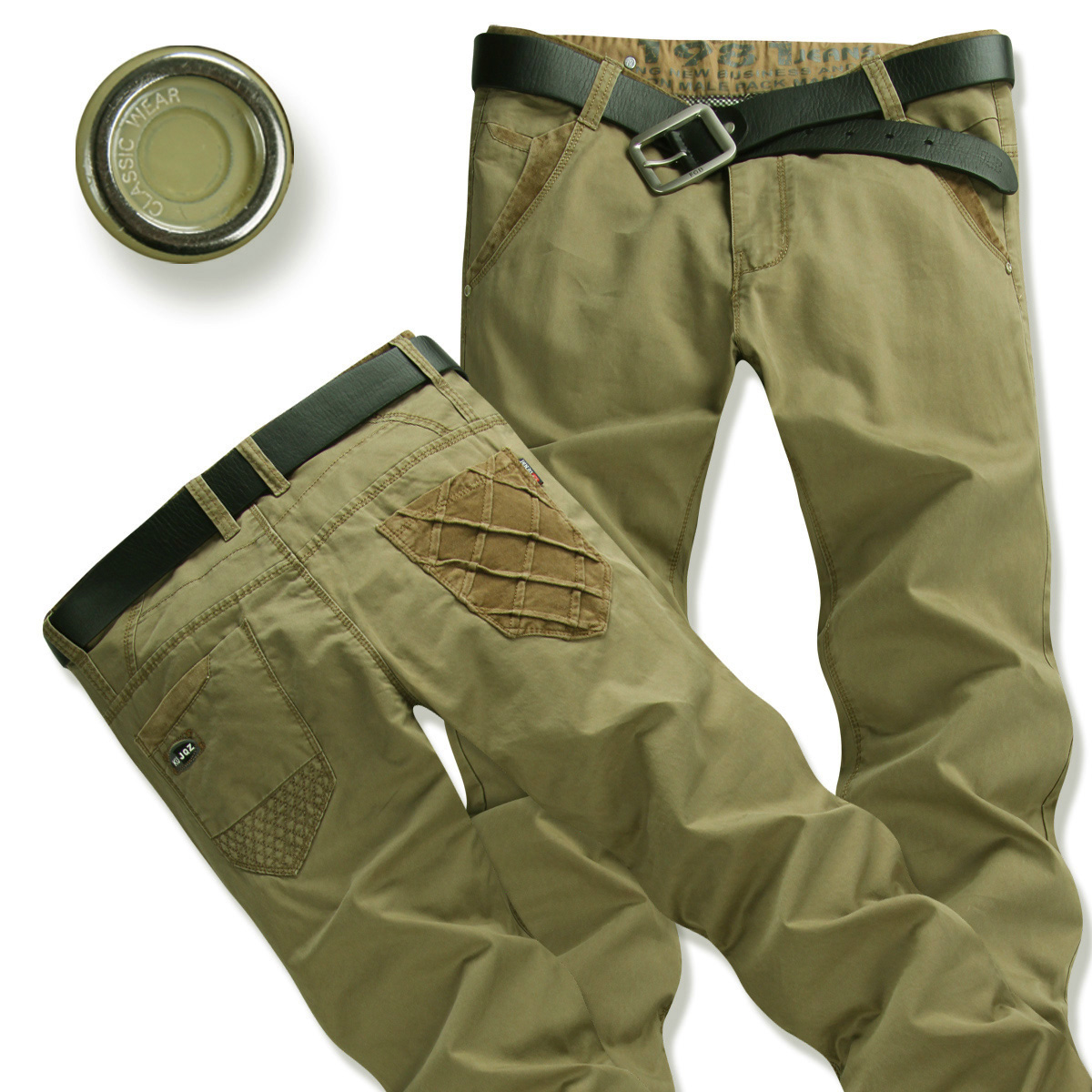 Повседневные брюки Other a8661 2013