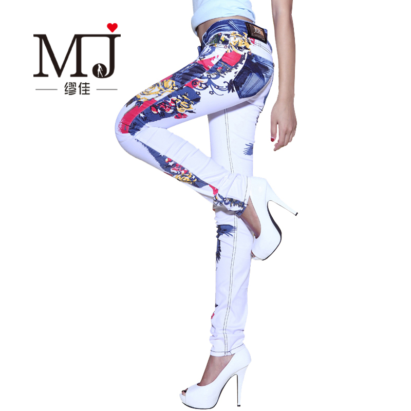 Джинсы женские Miao Jia mj1301/09 Miao Jia