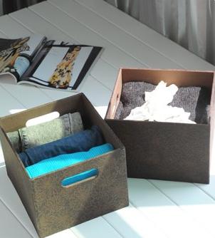 Коробка для хранения вещей Open Xin Bao