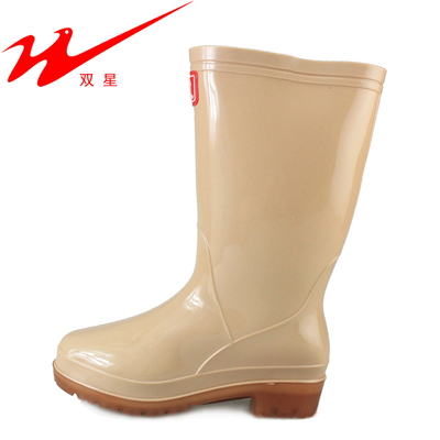 Binary TH-219 color version female models in the tube boots waterproof shoes joker Four Seasons General