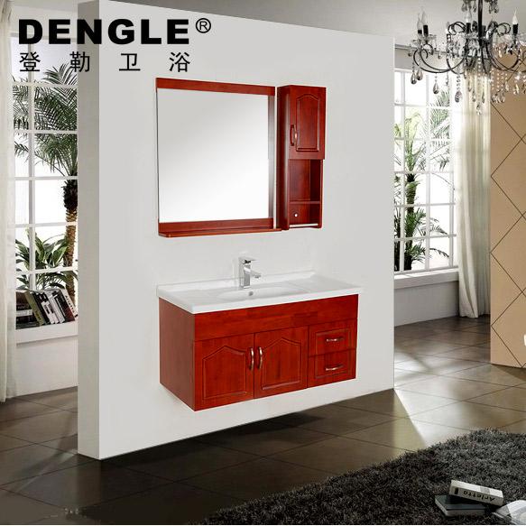 登勒橡木浴室柜DL-G7702