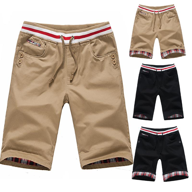 【男装】男士薄款纯棉沙滩裤