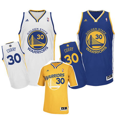 NBA Golden State Warriors team in the 30th New Jersey half sleeve shirt new basketball clothing embroidery fabric rev30 Seiko