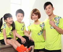 Family fitted summer 2013 full home improvement mother Women Korean models trend of the summer travel necessary code
