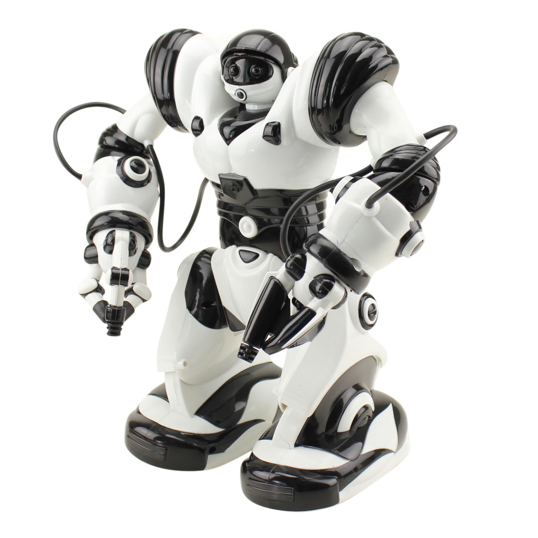 包邮佳奇遥控机器人罗本艾特智能机器人编程声控机器人玩具