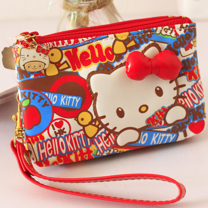 Бумажник Hello kitty