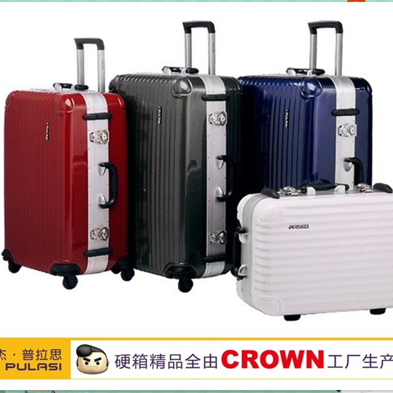 Чемодан Crown jiepulasi jp601/l1