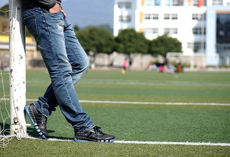 Спортивная обувь Adidas 2253 2013 Сетка Мужские Нескользящая резина