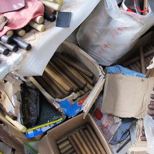 Нунчаки Упаковка деревянная нунчаку палочки (4 штук/только в магазине друзей/не обновляется регулярно)