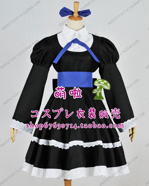 Женский костюм для косплея   Panty&Stocking Cosplay Cos