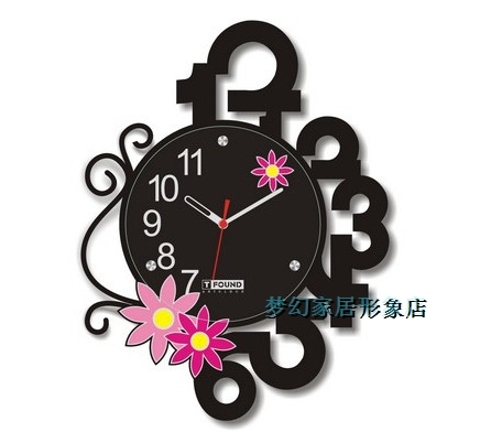 Настенные часы Days Fonda creative wall clock jh012999
