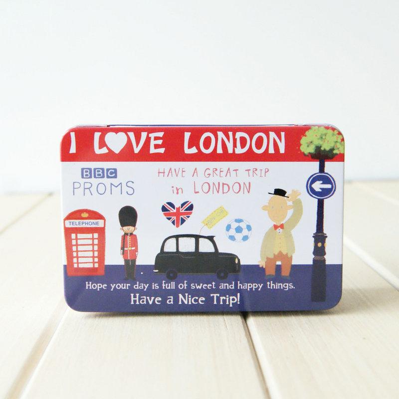 Коробка для хранения вещей Split Vega  Love London