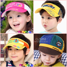 Kids caps in Korean popular style
