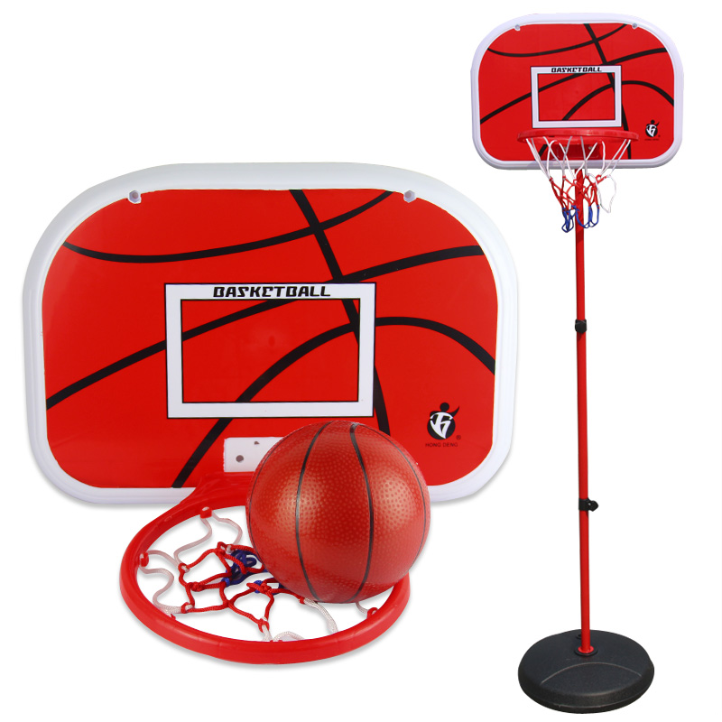 Indoor lifting children basketball baby Queen basketball toy box family classic shooting hardcore