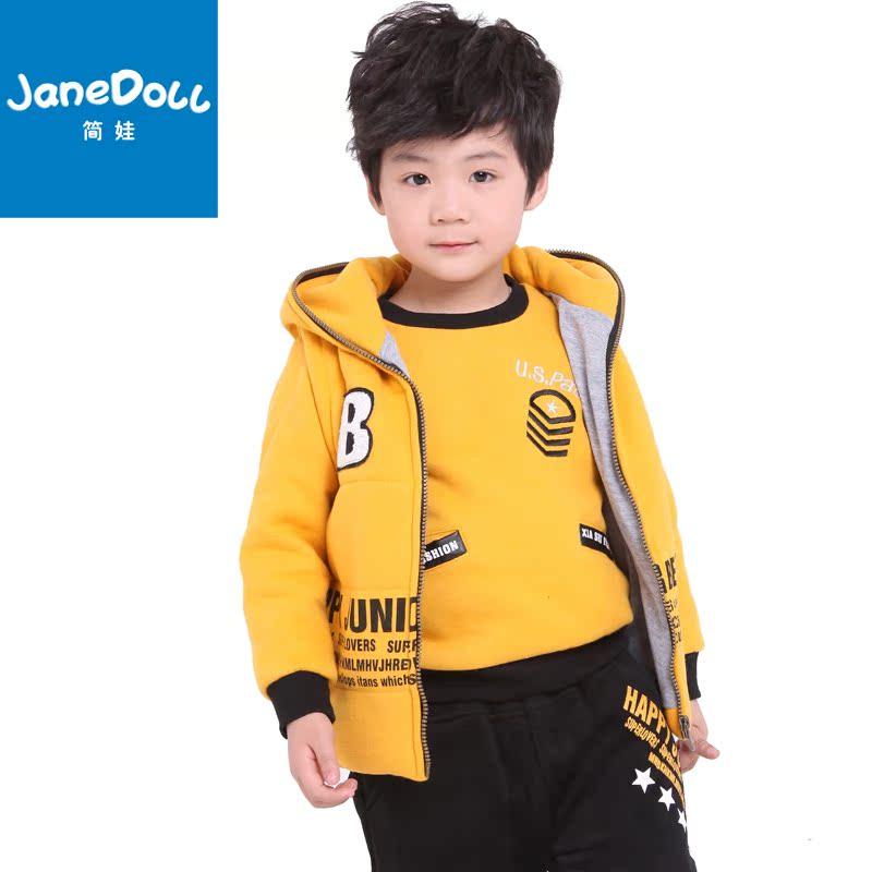 детский костюм Jane doll 12510 2013 Для отдыха Хлопок (95 и выше) Зима % Для молодых мужчин