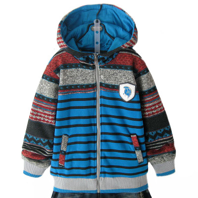 Boy coat jacket Spring new children's clothing sections Korean zipper cardigan sweater 2014 new cotton shirt