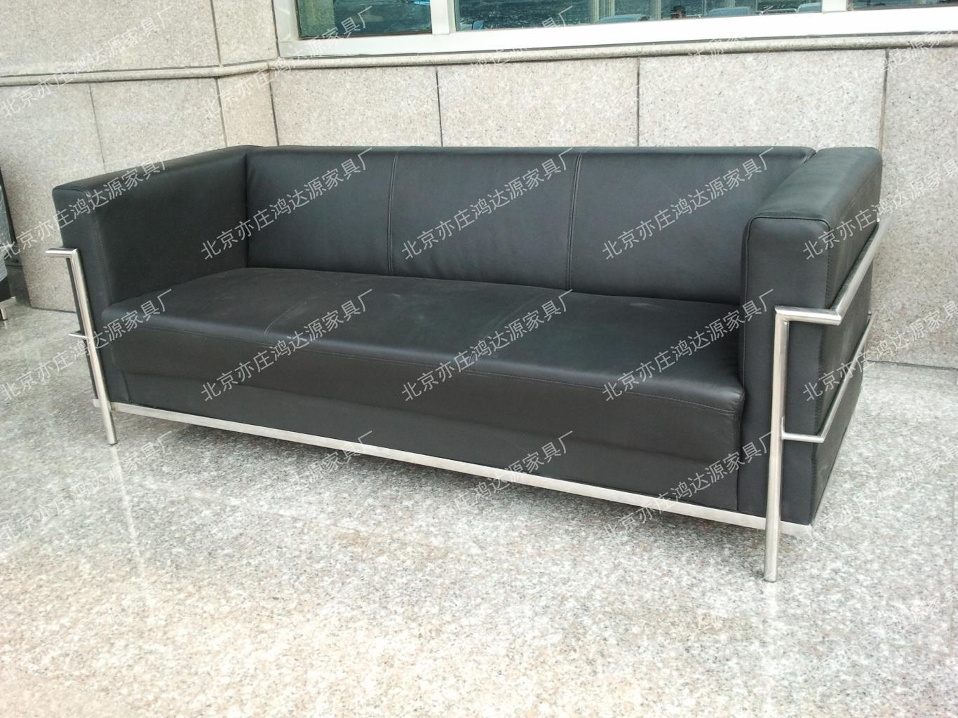 Диван для посетителей Фабрика прямых продаж офисные стулья, кожаные диваны, офисная мебель, офисные диваны 43