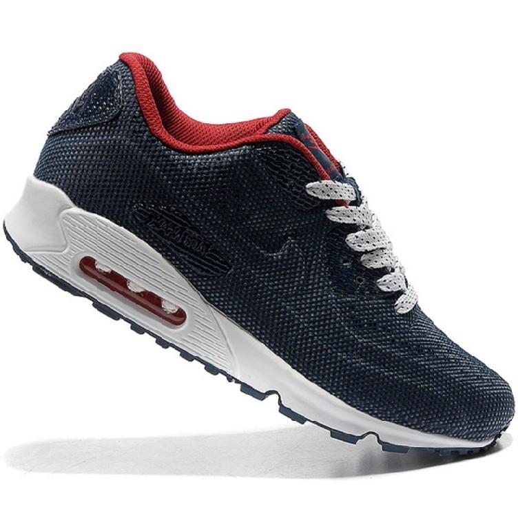 Кроссовки Мягкой обуви кроссовки мужская обувь кроссовки работает обувь воздуха Макс 90 VT PRM обратно